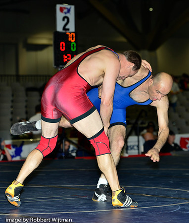 Veteran's National Championships Freestyle and Greco/Romen