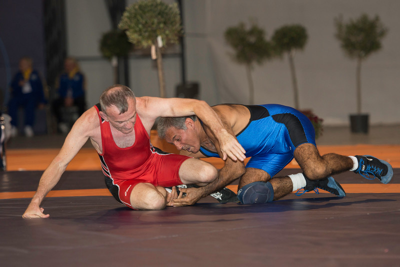 Hornbuckle J. USA vs Ahmadi S. USA FS G 58KG