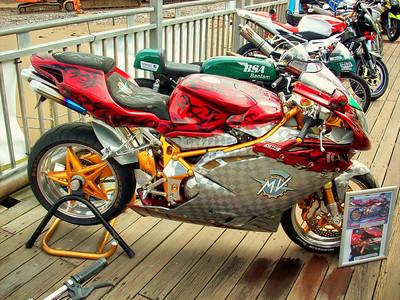 Well cool bike.