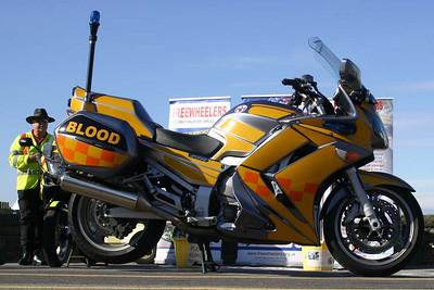 Our new Yamaha FJR1300