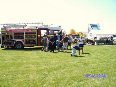 Draycott Strawberry Fair, 14 June 2009
