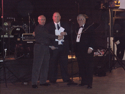 Bridgwater Carnival Committee Dinner & Cheque Presentation - January 2010