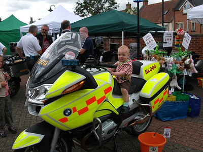 Future blood biker!
