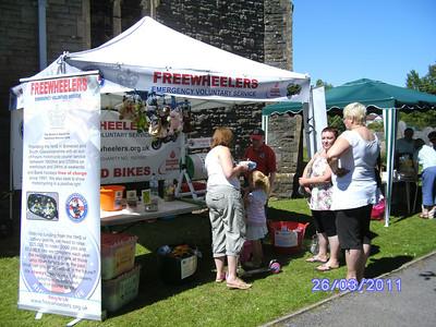 Alveston Church Fete, June 2011