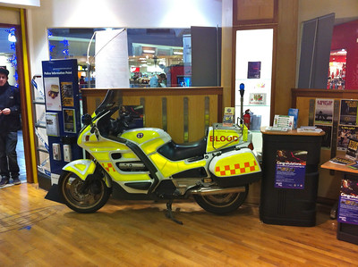Cop Shop at The Galleries