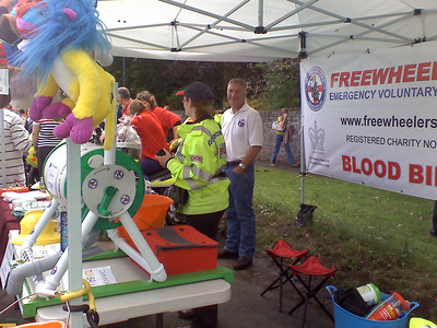Frenchay Flower Show, July 2011