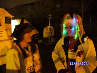 Glastonbury Carnival Nov 2011
