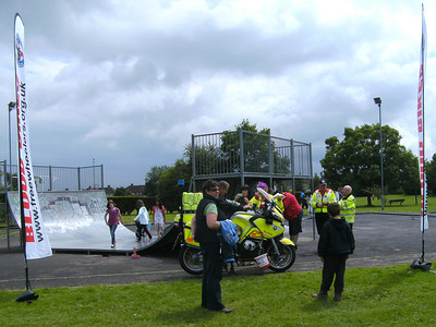 Patchway Community Fayre - July 2012