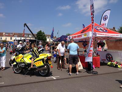 Bristol Rovers Fun Day 21 July 2013
