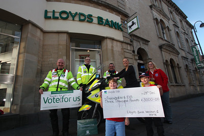 Lloyds Bank Weston Super Mare