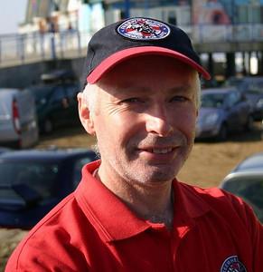 Dave Mason - long term fundraiser & North Rider