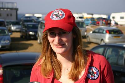 Alison Mayer - long term fundraiser and co-ordinator