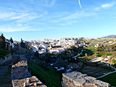 Spain: Granada to Malaga - Andalucia Bike