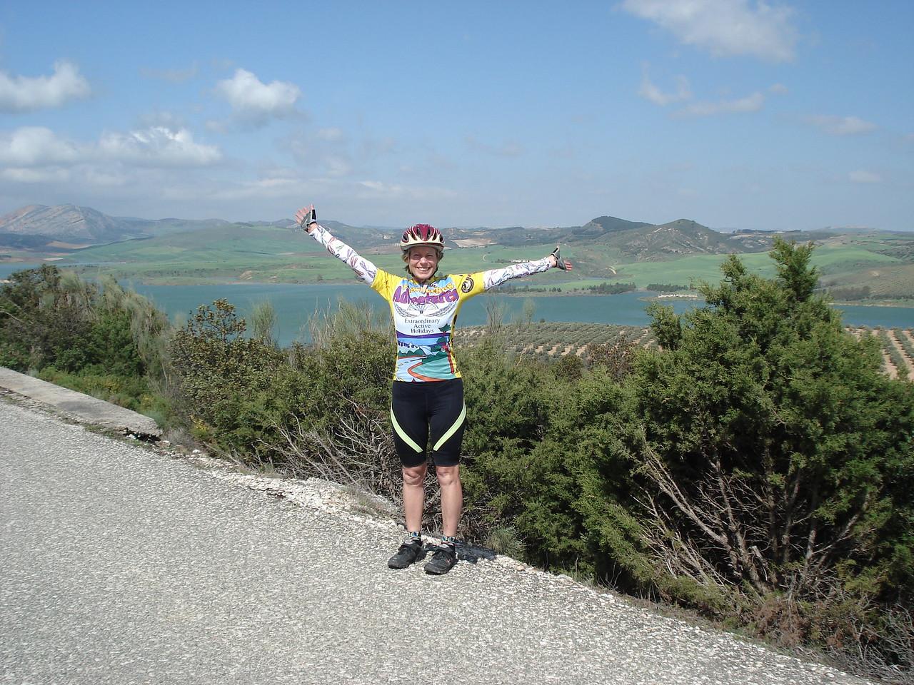 Spain: Granada to Malaga - Andalucia Bike