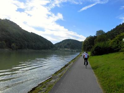 Austria: Passau to Vienna Danube Bike