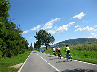 Austria: Vienna to Budapest Danube Bike