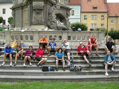 Hungary, Slovakia and Poland: Budapest to Krakow Bike