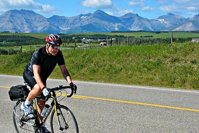 Canada: Alberta Jasper to Banff Bike