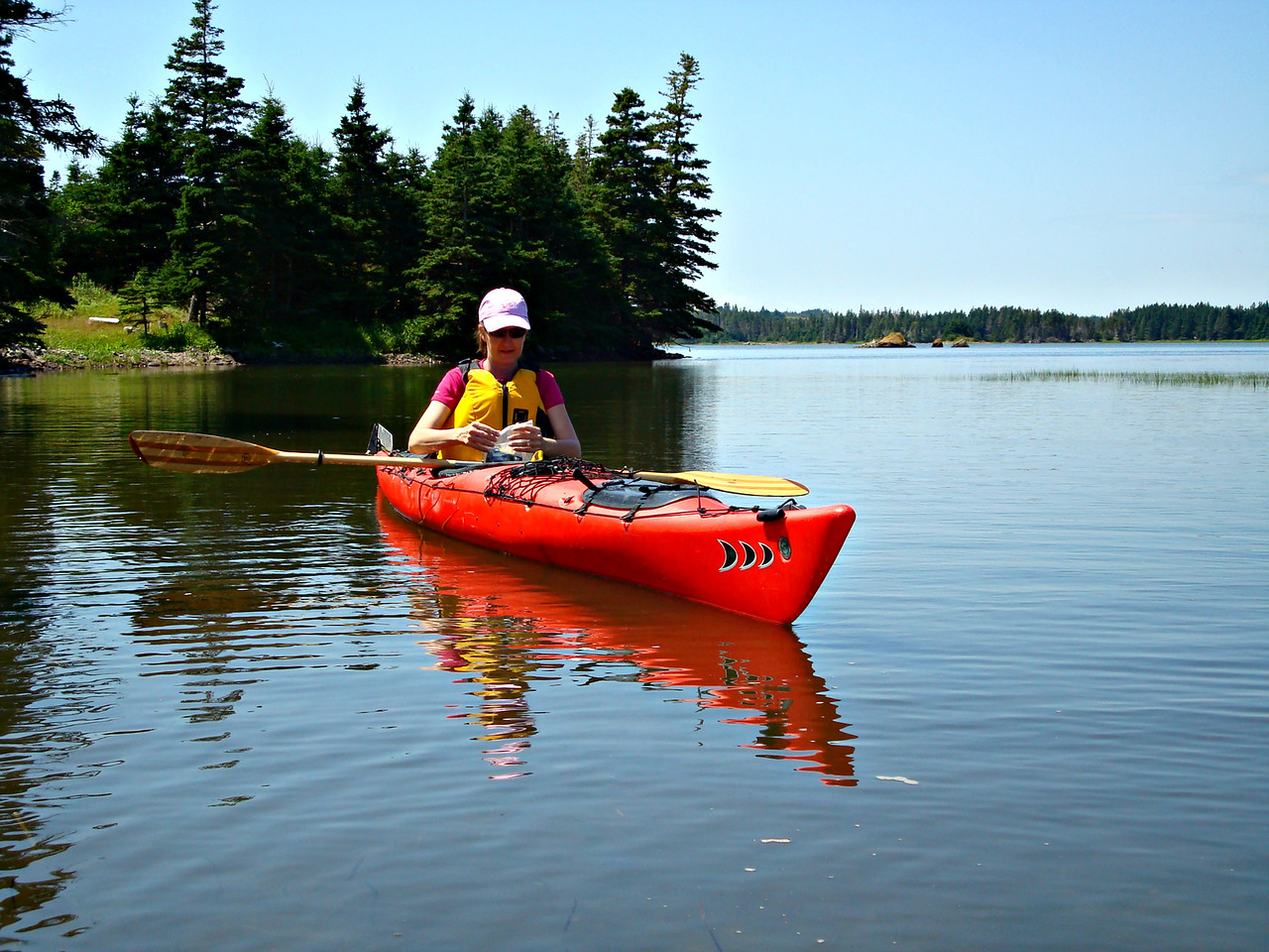 Canada: Nova Scotia Cape Breton Sea Kayak