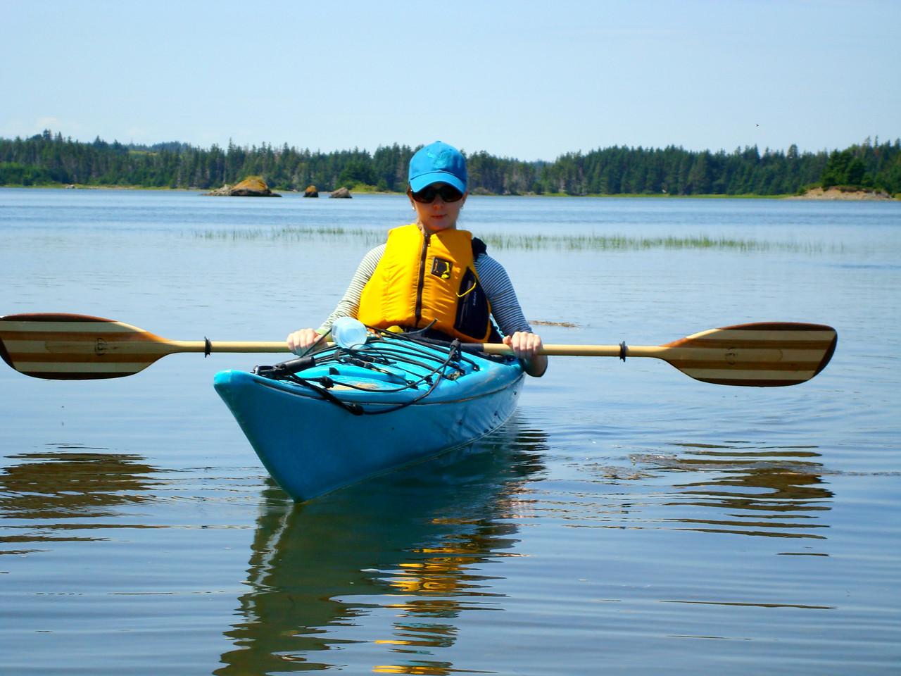 Canada: Nova Scotia Cape Breton Sea Kayak