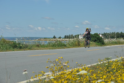 Canada: Nova Scotia Fundy and Glooscap Bike