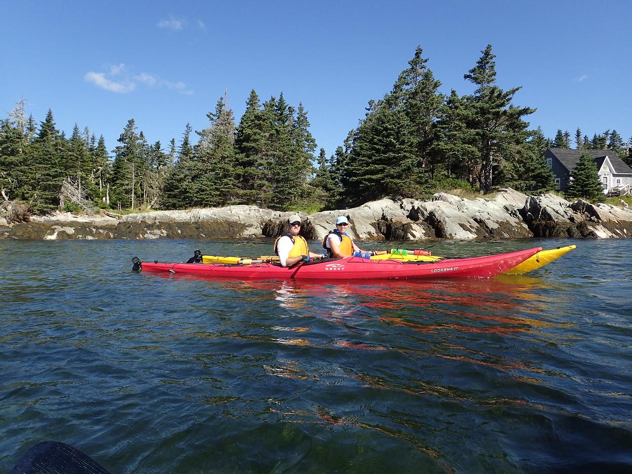 Canada: Nova Scotia Island Sea Kayak Camp