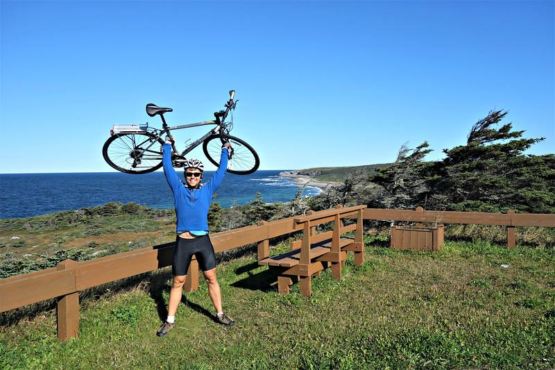 Canada: Newfoundland Viking Bike
