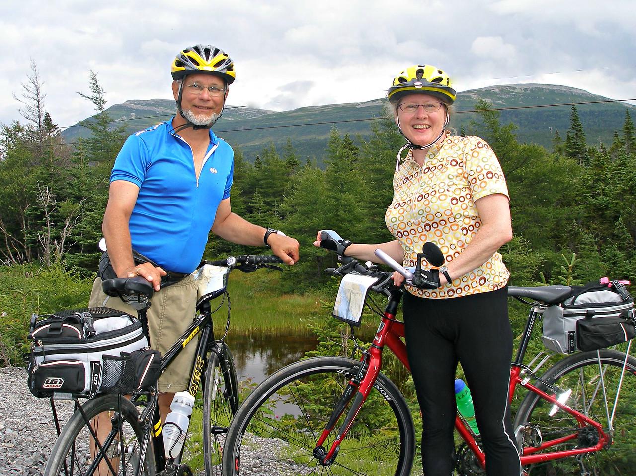 Canada: Newfoundland Viking Trail Bike