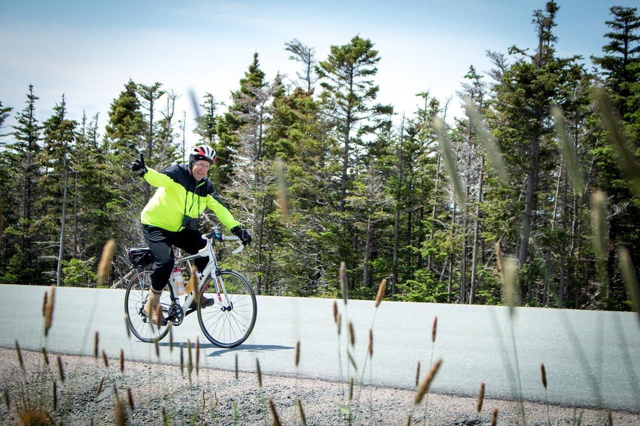Canada: Newfoundland: St John's to Trinity Bike