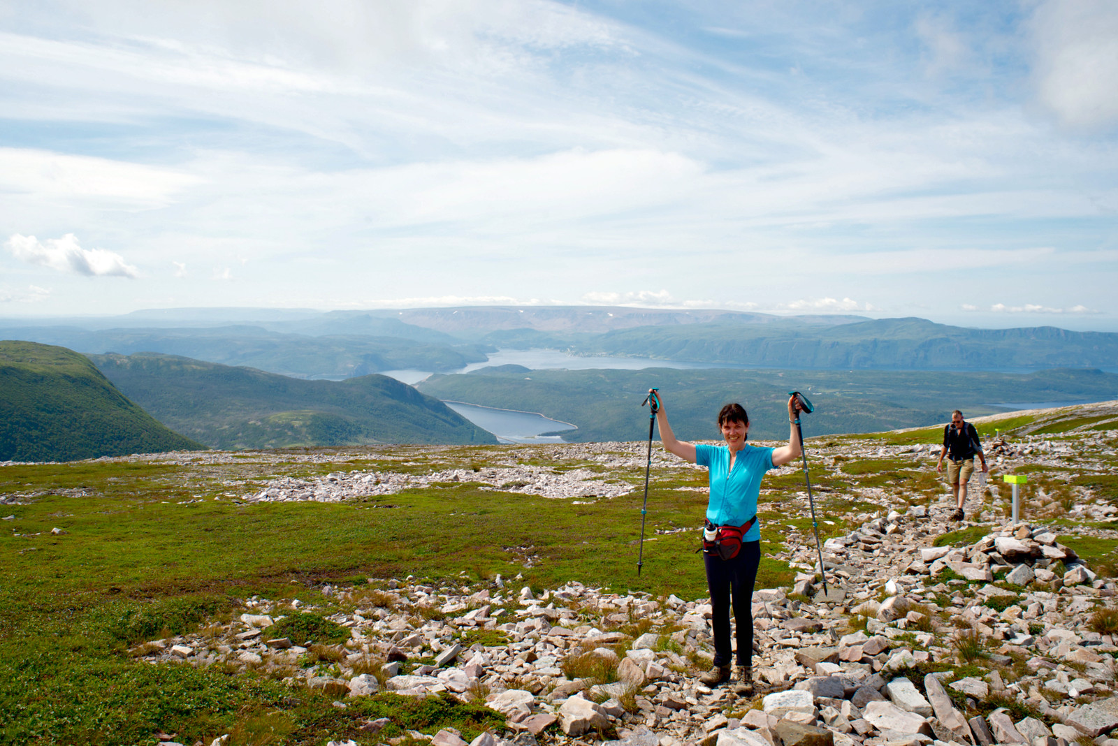 Canada: Newfoundland Viking Trail Hike