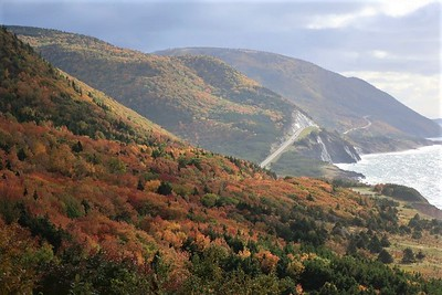 Canada: Nova Scotia Cape Breton Island Hike