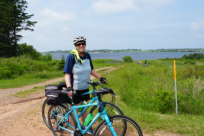 Canada: PEI Confederation Trail Bike