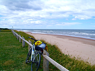 Canada: Prince Edward Island Confederation Trail Bike