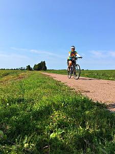 Canada: PEI Confederation Trail Bike