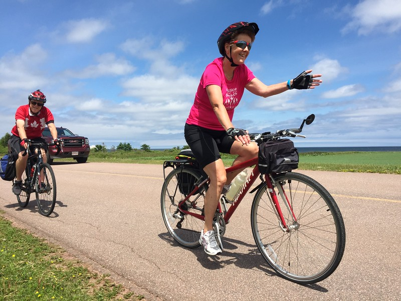 Canada: PEI Side Roads Bike