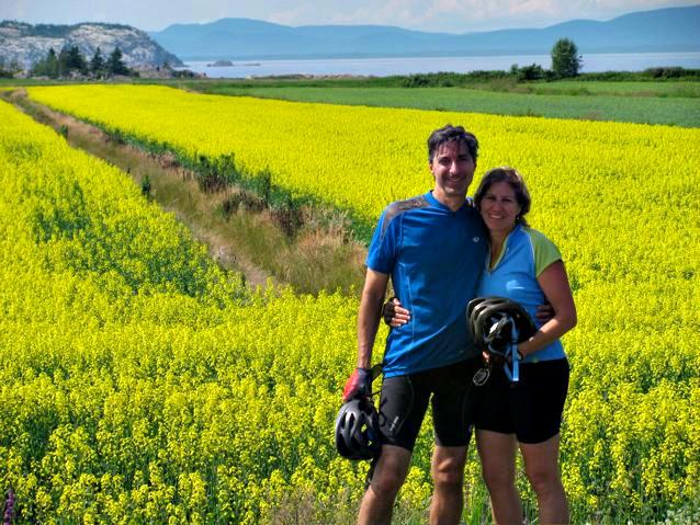 Canada: Québec Bas St. Laurent Bike