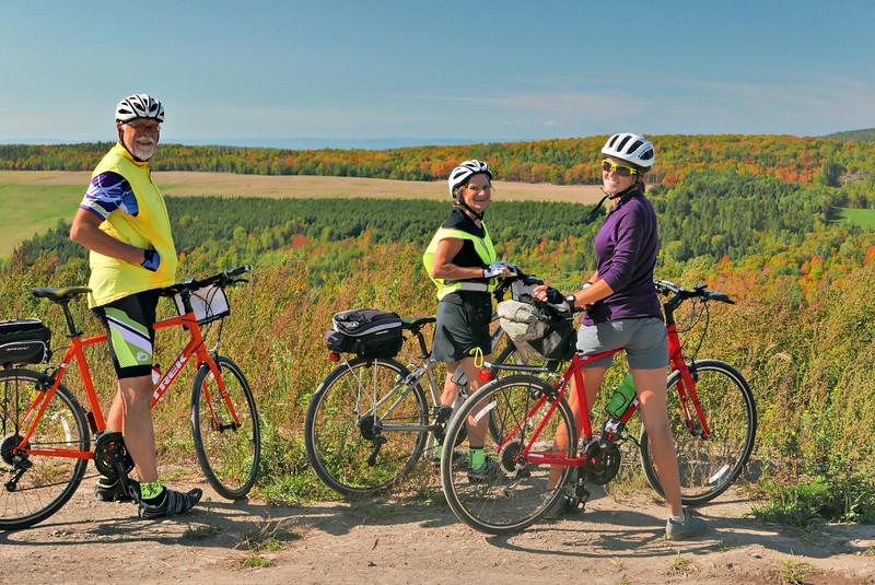 Canada: Quebec Bas-Saint Laurent Bike