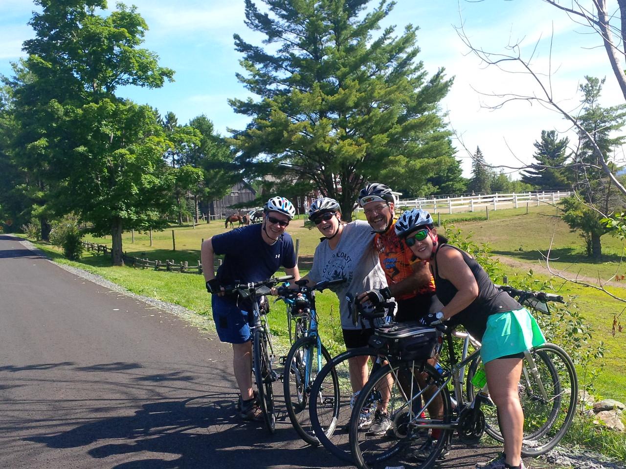 Canada: Québec Eastern Townships Bike
