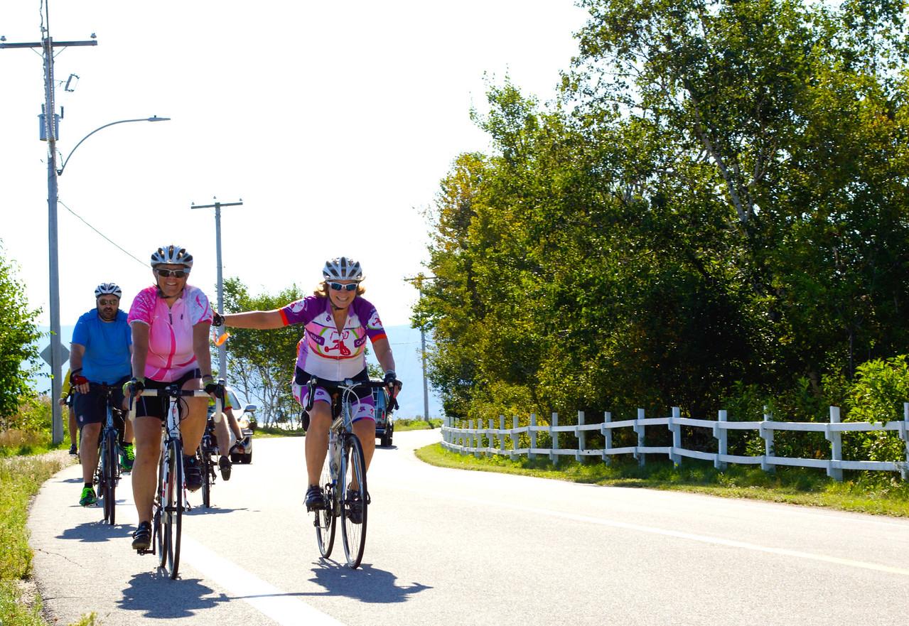 Canada: Québec Saguenay and Charlevoix Bike Tour