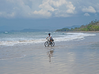 Costa Rica: Challenging Bike