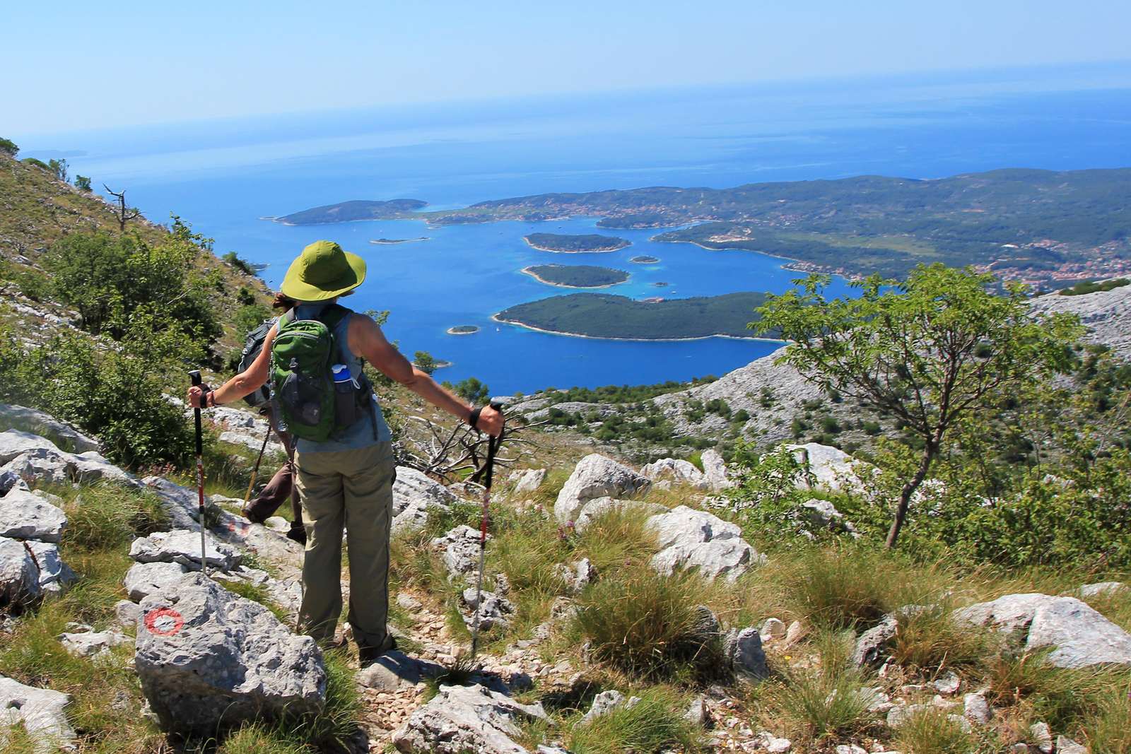 Croatia: Dalmatian Coast  and Islands Bike