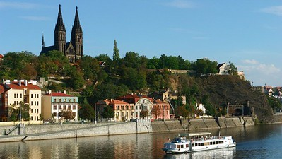 Czech Republic: Elbe River Bike