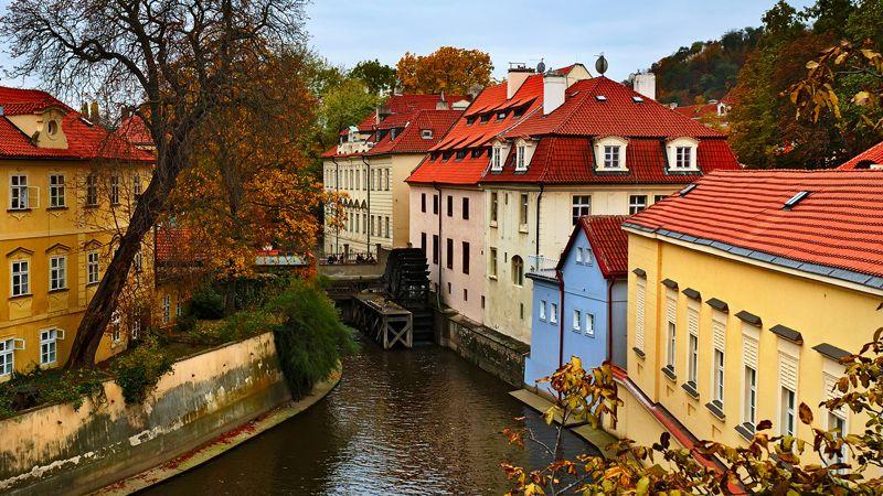 Czech Republic: Elbe River Bike
