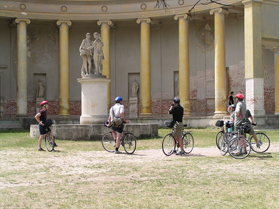 Czech Republic: Vienna to Prague Bike