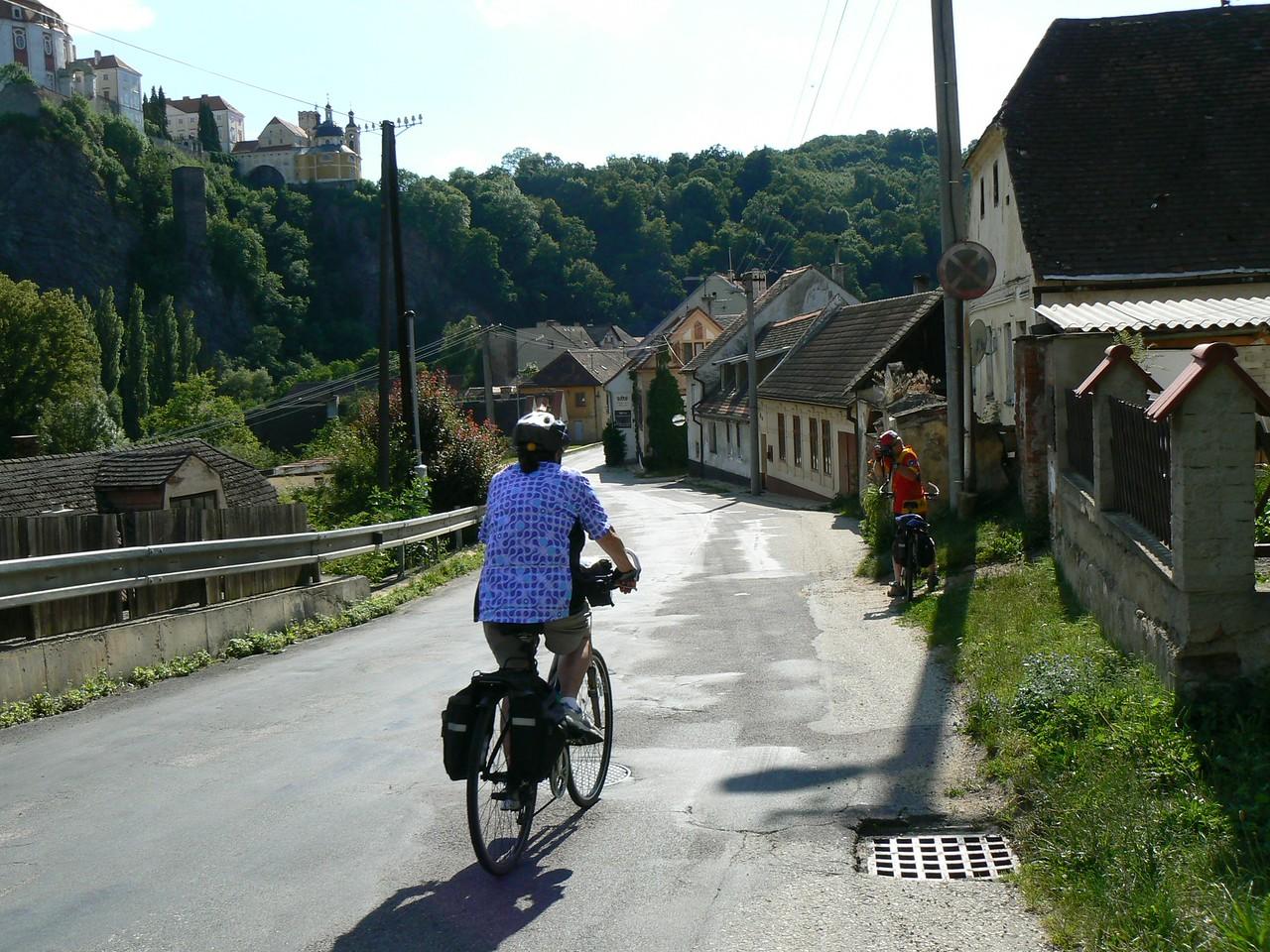 Czech Republic: Vienna to Prague Bike