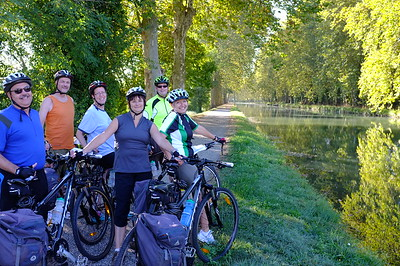 France: Bordeaux to Carcassonne Bike