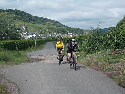 Germany: Moselle River Bike