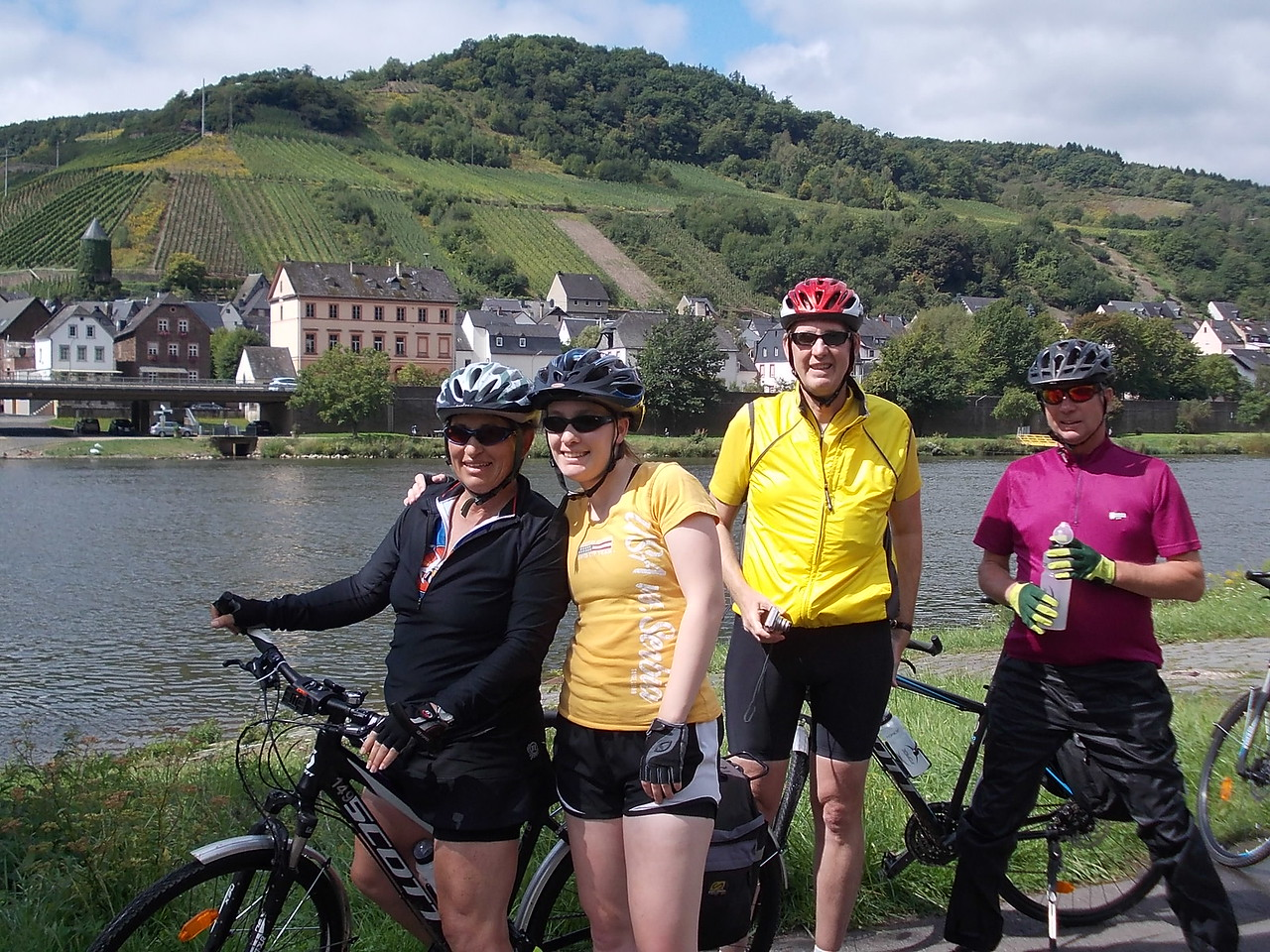 Germany: Moselle River Bike