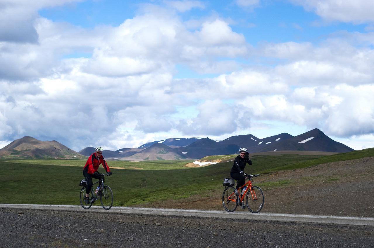 Iceland: Dramatic North Bike