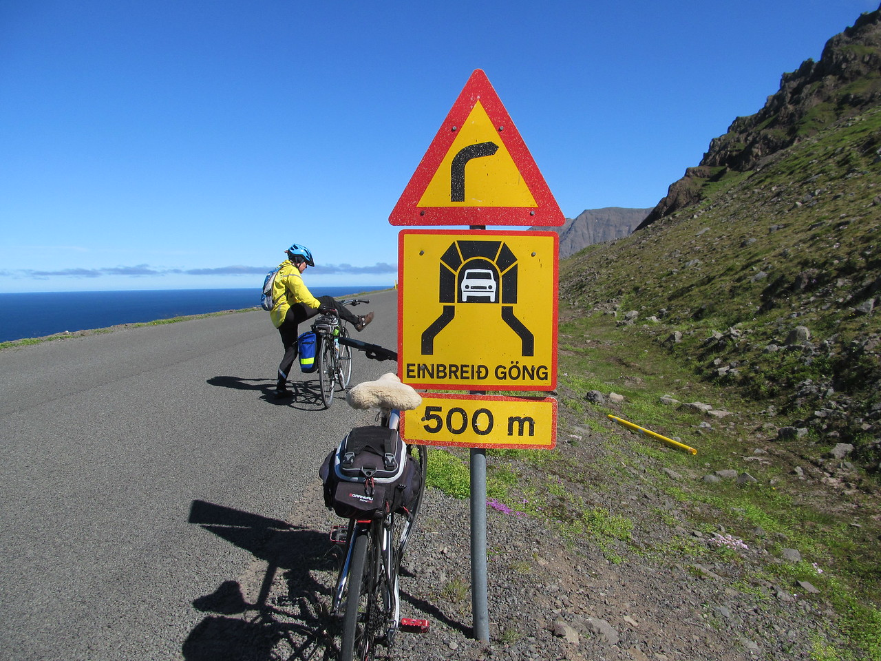 Iceland: Dramatic North Bike
